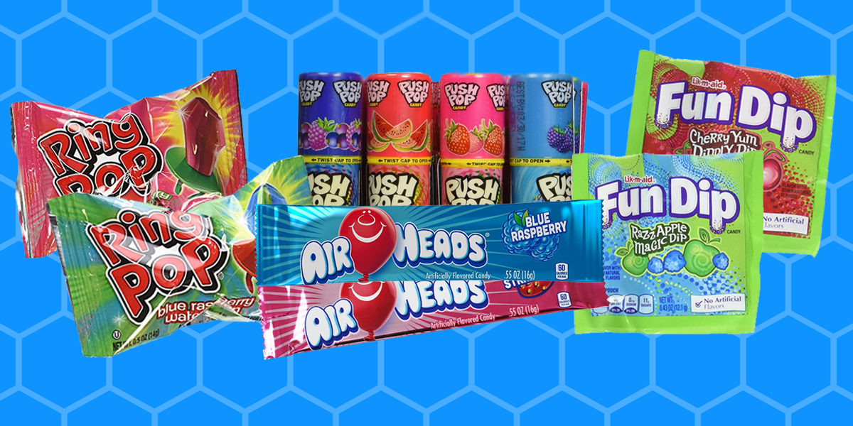 8 Best Candies from the 90s[2018]